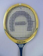 Ascot 2070 Point Five Squash Racket, Original Vintage Unused Stock !!