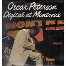 Oscar Peterson Lp Vinile Digital At Montreux / Pablo Live D2308224 Sigillato