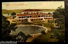 1915 POSTCARD-THE CASINO, THUNDERBOLT, SAVANNAH, GA.