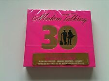 Modern Talking - 30 [Special Edition 3 CD WITH BONUS DISC LIVE a Mosca] NEW