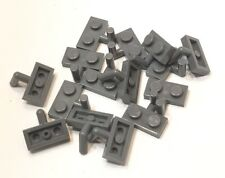 LEGO  Lot of 15 gray Plate 1x2 w upright stick - can combine shipping