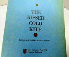Ellen TIFFT / The Kissed Cold Kite First Edition 1968