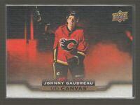 (71067) 2015-16 UPPER DECK CANVAS JOHNNY GAUDREAU #C133