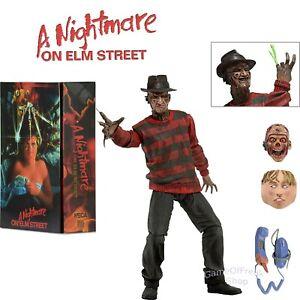 Figura FREDDY KRUEGER Pesadilla En Elm Street 18cm NECA Action Figure