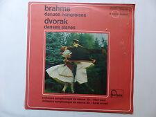 BRAHMS Danses hongroises DVORAK Danses slaves dir PAUL et ANCERL 700039