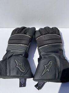 Alpinestars Motorcycle/ Motorbike Gloves Medium.