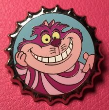 DISNEY PIN - Alice in Wonderland CHESHIRE CAT Character Bottle Cap Mystery LE