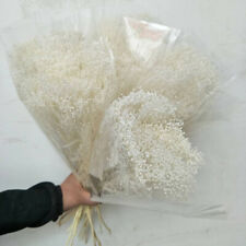 Dried Flowers Gypsophila Branch Wedding Party Home Floral Photo Props Decor DIY