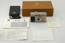 【Mint in Box】Minolta TC-1 Point & Shoot 35mm Film Camera from Japan 265