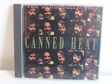 CD ALBUM CANNED HEAT The magic collection MEC 949017