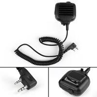 1x KMC-17 Handheld Speaker Microphone Fit BaoFeng Kenwood TK240/260 Puxing UE