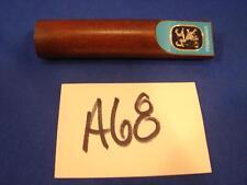 A68 VINTAGE WOODEN LOWENBRAU BEER TAP HANDLE KNOB