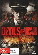 Devils of War  - DVD - NEW Region 4