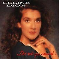 Des Mots Qui Sonnent von Dion,Celine | CD | Zustand gut