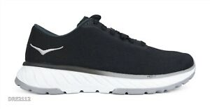 Hoka One One Cavu 2 Black White Running Shoes Womens Size 6 *NIB*