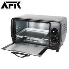 AFK Mini Backofen Ofen Grillofen Pizzaofen Küche Grill Minigrill Tischgrill