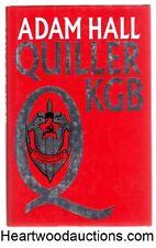 Quiller KGB by Adam Hall FIRST- High Grade