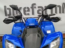 Kymco MXU 250 300 Handprotektoren SCHWARZ Quad ATV Schützer Handle Guard black