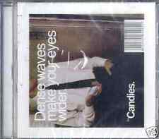 THE CANDIES Denese waves make your eyes CD Sealed