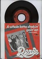 "7 "" Single von Renee -  a whole lotta shakin´goin´on"