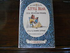 LITTLE BEAR, Minarik/Sendak, 1957 true 1st ed/1st issue, Harper & Brothers