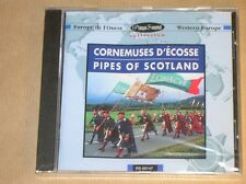 CD / CORNEMUSES D'ECOSSE / PIPES OF SCOTLAND / NEUF SOUS CELLO