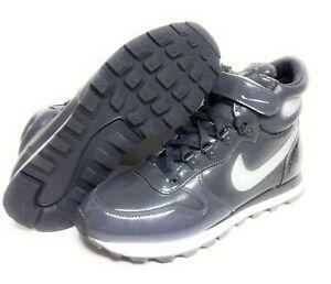 Womens Nike Snow Waffle CL 371758 002 Dark Grey 2009 Deadstock Sneakers Shoes
