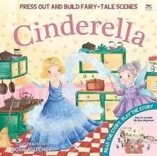 Cinderella (Junior Press Out and Build),Linn, Susie,New Book mon0000086844