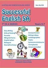 Successful English 5A - Australian Homeschooling Series