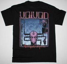 Vintage Voivod Nothingface Progressive Tour T-shirt Black Unisex All size M621