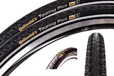 2 x 28 Zoll Continental Touring Plus Reflex Fahrrad Reifen 47-622 Pannenschutz
