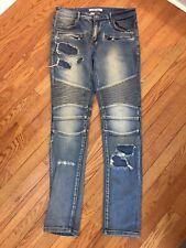 Embellish Distressed jeans Size 34x35