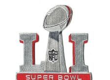 Super Bowl 51 LI Patch Atlanta Falcons