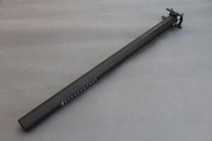 33.9 * 600mm Bicycle Folding Bike Carbon Fibre Seatpost Seat Post TEMANI