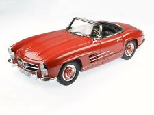 Minichamps Mercedes 300 SL Roadster (W198) Hardtop 1957 Red 1:18 180039041