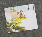 Calvin and Hobbes Explorers Mouse Pad