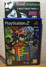 Teen Titans // Playstation 2 (PS2) // PAL ESP // Completo