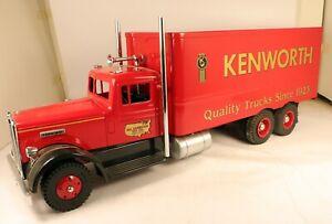 1/16 All American Toy Co. Kenworth Tandem Axle Box Cab Truck