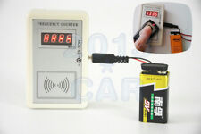 1Autos Car RF Frequency Detector Tester Counter Gauge Checker Key Remote Fix RF