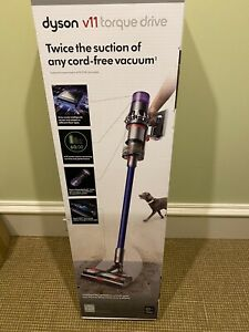 Dyson V11 Torque Drive Stick Vacuum Cleaner - Blue,led screen Brand new