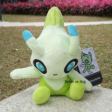 "Celebi Nintendo Pokemon Center Plush Toy Pocket Monsters Stuffed Animal Doll 6"""