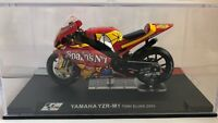 "DIE CAST "" YAMAHA YZR-M1 TONI ELIAS 2005 "" MOTO GP SCALA 1/24"