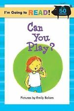 I'm Going to Read® (Level 1): Can You Play? (I'm Going to Read® Series), , 14027