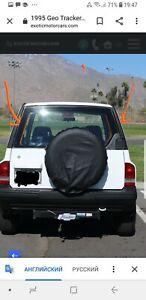 geo tracker Suzuki sidekick,vitara 1989-1998  rear plastics