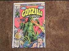 GODZILLA # 1  COMIC BOOK VF/NM MARVEL