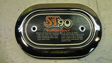1974 Honda ST90 ST 90 Trail Sport H930' air filter box side cover