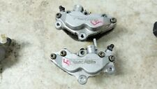 09 Kawasaki VN 1700 VN1700 A Vulcan Voyager front brake calipers right left set