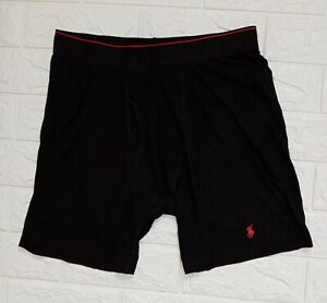 Polo Ralph Lauren Men Boxer Shorts Black size Medium