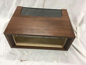 Marantz cabinet wood Walnut Reproduction for 120,125 150 tuners