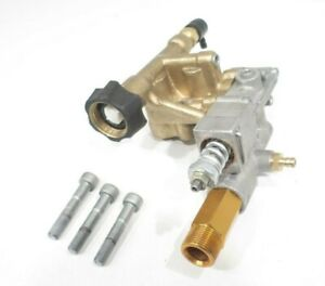"""Complete 3000 psi Head Power Pressure Washer Pump For Honda Units, 3/4"""" Shaft"""